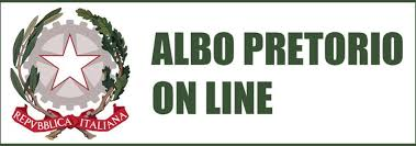 Albo ON LINE fino al 25/11/2020